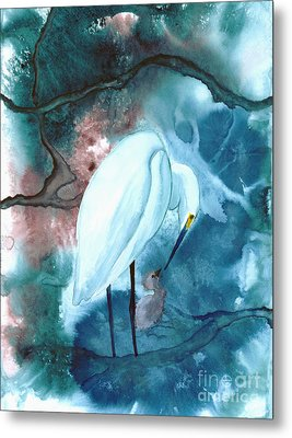 Mother And Child Metal Print by Mui-Joo Wee