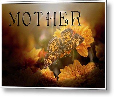 Mother Art Metal Print