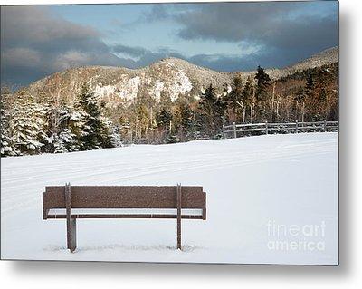 Mount Huntington - White Mountains New Hampshire  Metal Print by Erin Paul Donovan