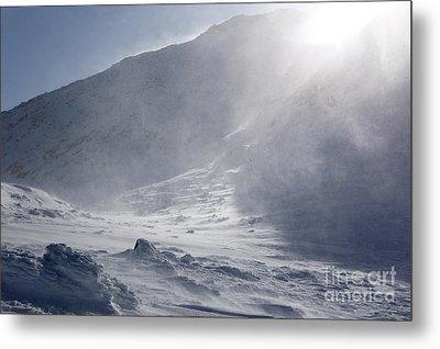 Mount John Quincy Adams - White Mountains Nh Metal Print by Erin Paul Donovan