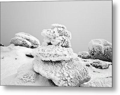 Mount Liberty - White Mountains New Hampshire Metal Print by Erin Paul Donovan