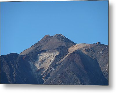 Mount Teide Metal Print