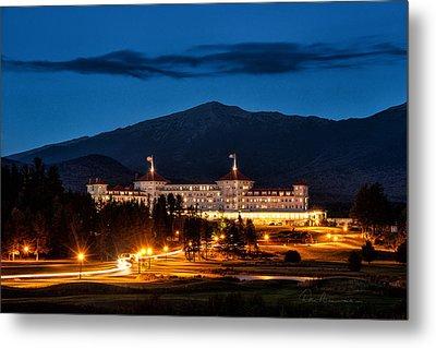Mount Washington Hotel 9068 Metal Print