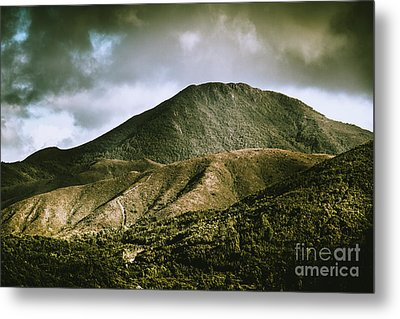 Mount Zeehan Tasmania Metal Print by Jorgo Photography - Wall Art Gallery
