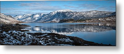 Mountain Tranquillity  Metal Print