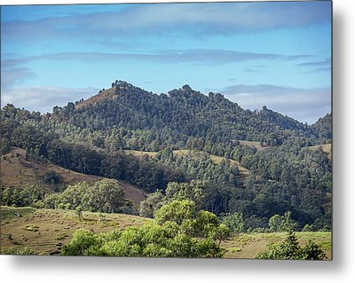 Mountains Of The Hunter Metal Print