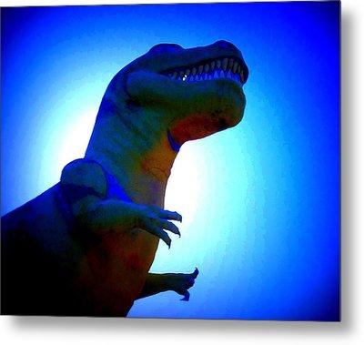 Mr. Rex 2 Metal Print by Randall Weidner