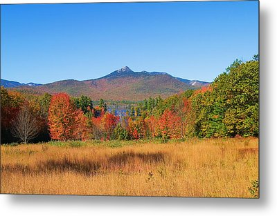 Mt. Chocorua Autumn 2 Horizontal Metal Print