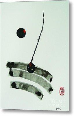 Muga No Genri Metal Print by Roberto Prusso