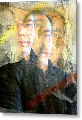 Metal Print featuring the photograph Multiverse by Prakash Ghai