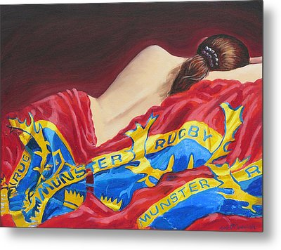 Munster Dreams Metal Print by Tomas OMaoldomhnaigh