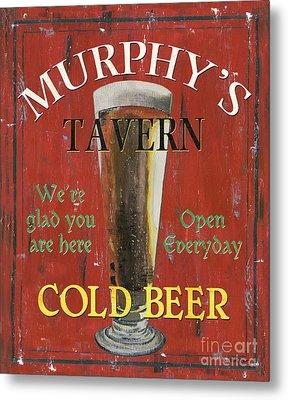 Murphy's Tavern Metal Print by Debbie DeWitt