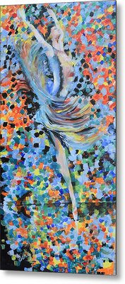 My Ballerina Metal Print by Gary Smith