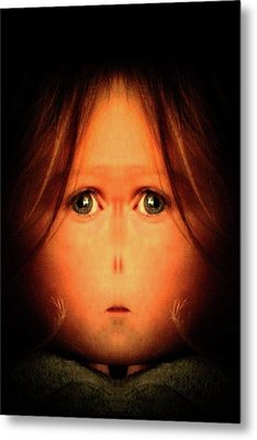 My Daughter Metal Print by Tisha Beedle