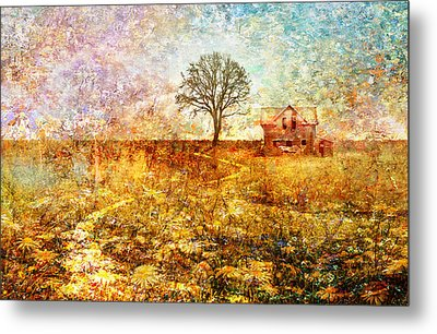 My Father's House Metal Print