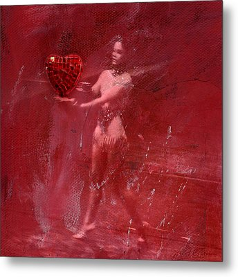 My Heart Will Go On Metal Print by Martina Rall