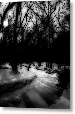 My Secret Place Metal Print
