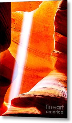 My Solitaire Metal Print by Az Jackson