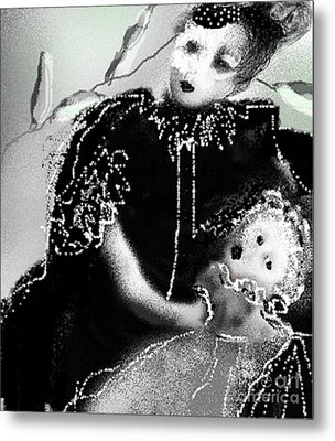 My Sweet Child Metal Print by Rc Rcd