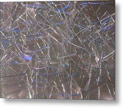 My Wineglasses Metal Print by Anna Villarreal Garbis