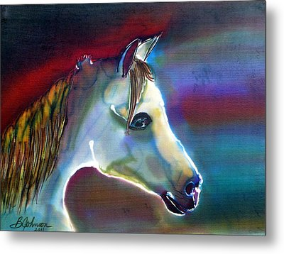 Mystical Metal Print by Beverly Johnson
