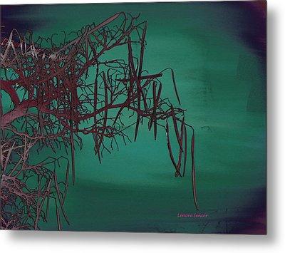 Mystical Landscape Metal Print