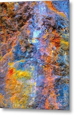 Mystical Stillness  Metal Print