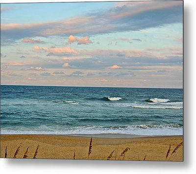 Nags Head Beauty Metal Print by Eve Spring