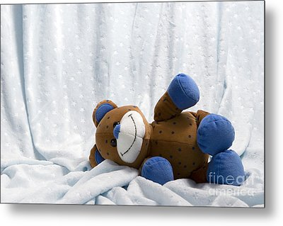 Naptime 1 Metal Print by Jeannie Burleson