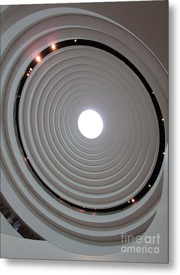 National Museum Of The American Indian 2 Metal Print by Randall Weidner