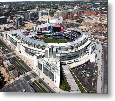 Nationals Park Metal Print by Carol Highsmith