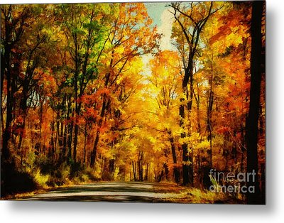Natural Cathedral Metal Print