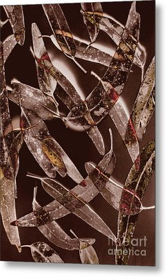 Nature In Design Metal Print