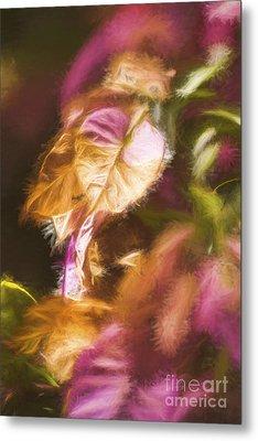 Nature Pastel Artwork Metal Print