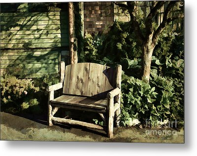 Nature - Peacefulness  Metal Print