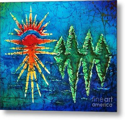 Nature Metal Print by Sue Duda
