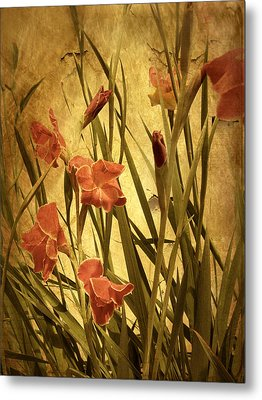 Nature's Chaos In Spring Metal Print by Jessica Jenney