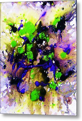 Natures Influence Spring Metal Print by Roberto Prusso