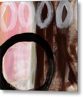 Neapolitan 2 - Abstract Painting Metal Print
