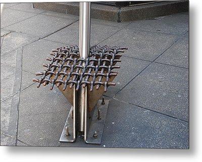 Needle  Metal Print by Rob Hans