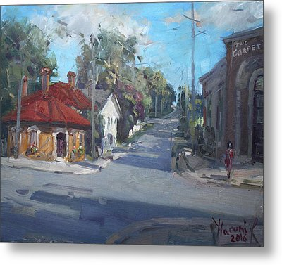 Norval Ontario Metal Print by Ylli Haruni