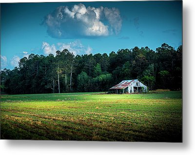 New Crops Metal Print by Marvin Spates
