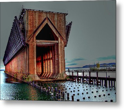 New Image - The Ore Is Gone Metal Print