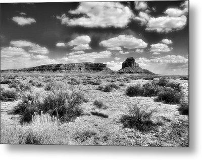 New Mexico Metal Print by Jim Walls PhotoArtist