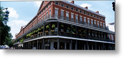 New Orleans La Metal Print by Panoramic Images