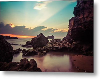 New Vision Metal Print by Thierry Bouriat