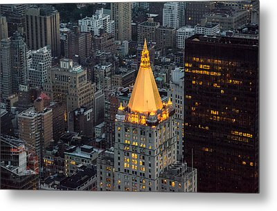 New York Life Insurance Building Metal Print