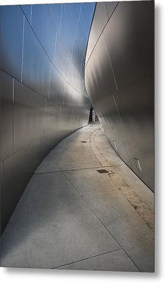 Metal Print featuring the photograph Next Few Steps by Kevin Bergen