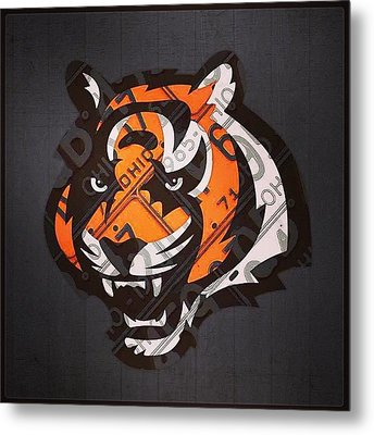 Nfl Playoffs Continue Today - Who Are Metal Print by Design Turnpike