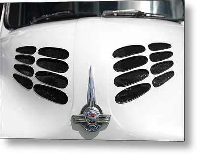 Metal Print featuring the photograph Nice Grills by Stephen Mitchell